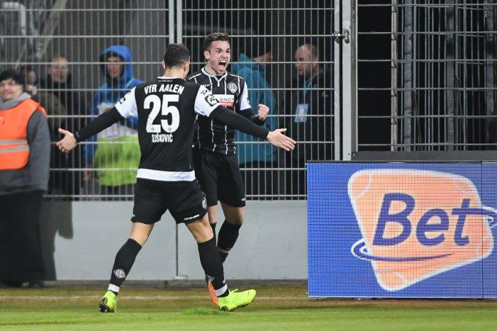 24. Spieltag 18/19: TSV 1860 München - VfR Aalen