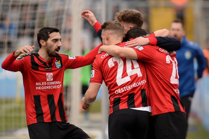 26. Spieltag 19/20: TSV 1860 München - Chemnitzer FC - Bild