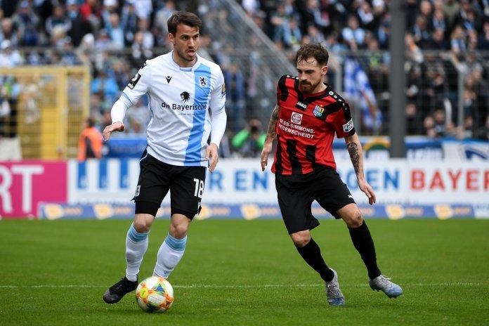 26. Spieltag 19/20: TSV 1860 München - Chemnitzer FC