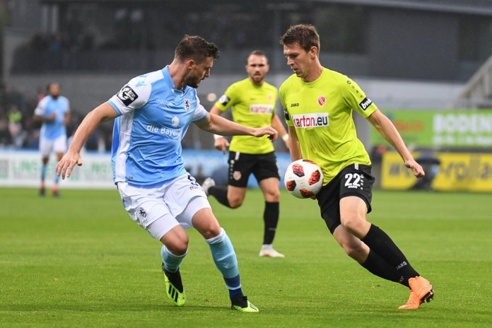 6. Spieltag 18/19: TSV 1860 München - Energie Cottbus - Bild