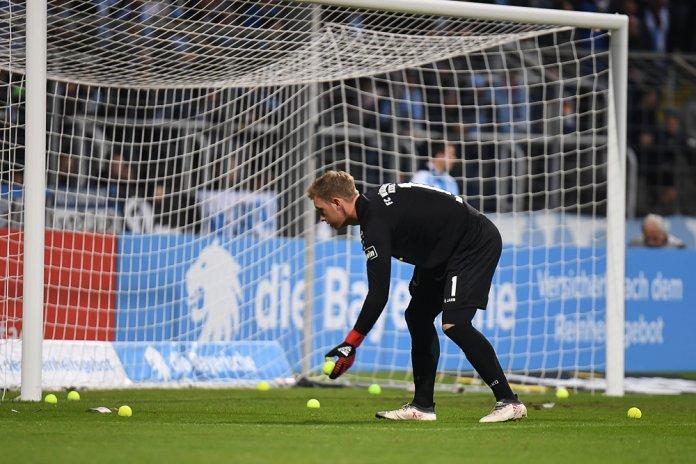 10. Spieltag 18/19: TSV 1860 München - Würzburger Kickers