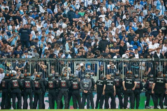 relegation münchen regensburg