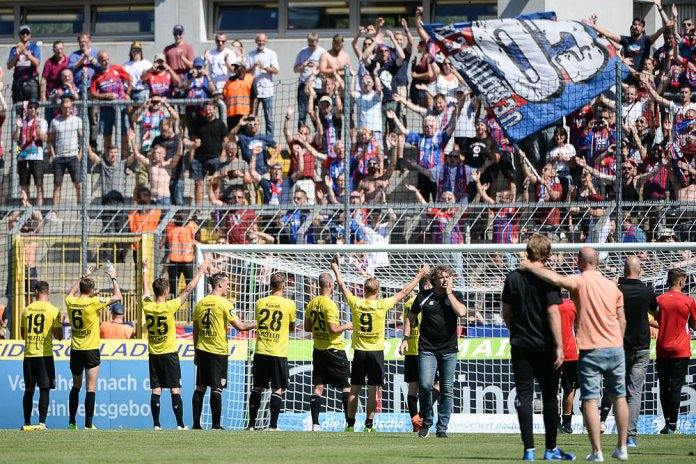 4. Spieltag 18/19: TSV 1860 München - KFC Uerdingen 05 - Bild