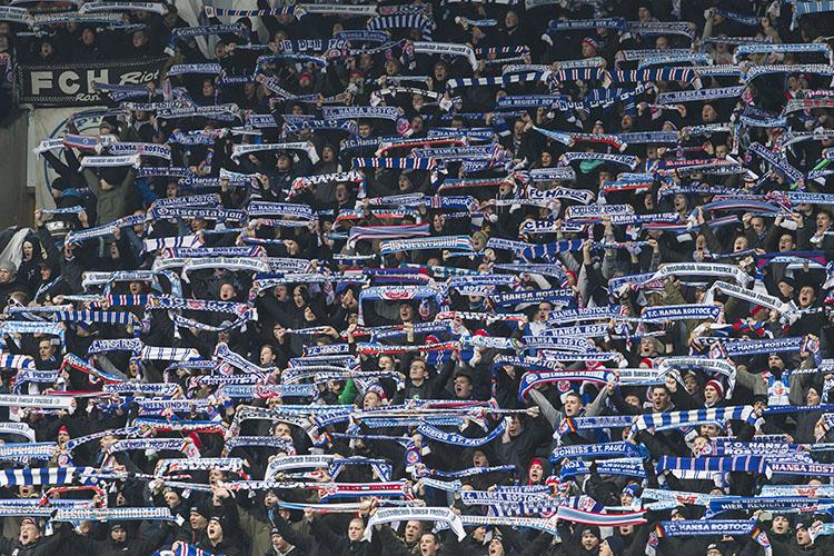 Hansa Rostock: Arena wird voll