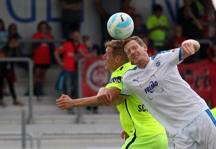 3. Spieltag; Holstein Kiel – Sportfreunde Lotte