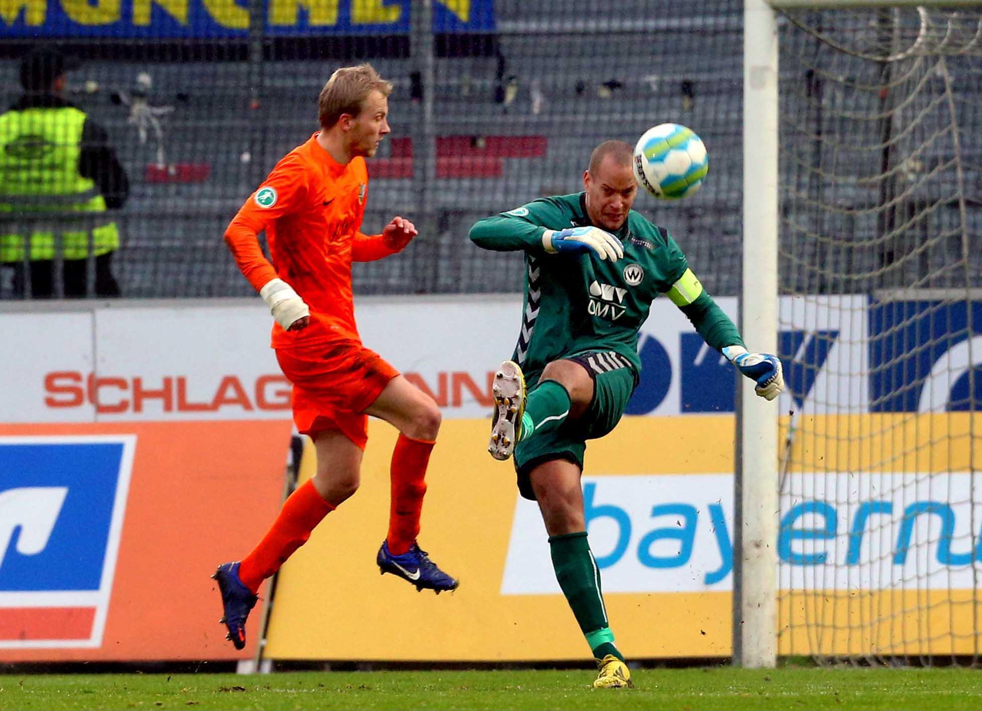 ... -Weiß Erfurt gegen Wacker Burghausen am 4. Spieltag williamhill euro 2016 williamhill live score 2013/14 (1 - 1