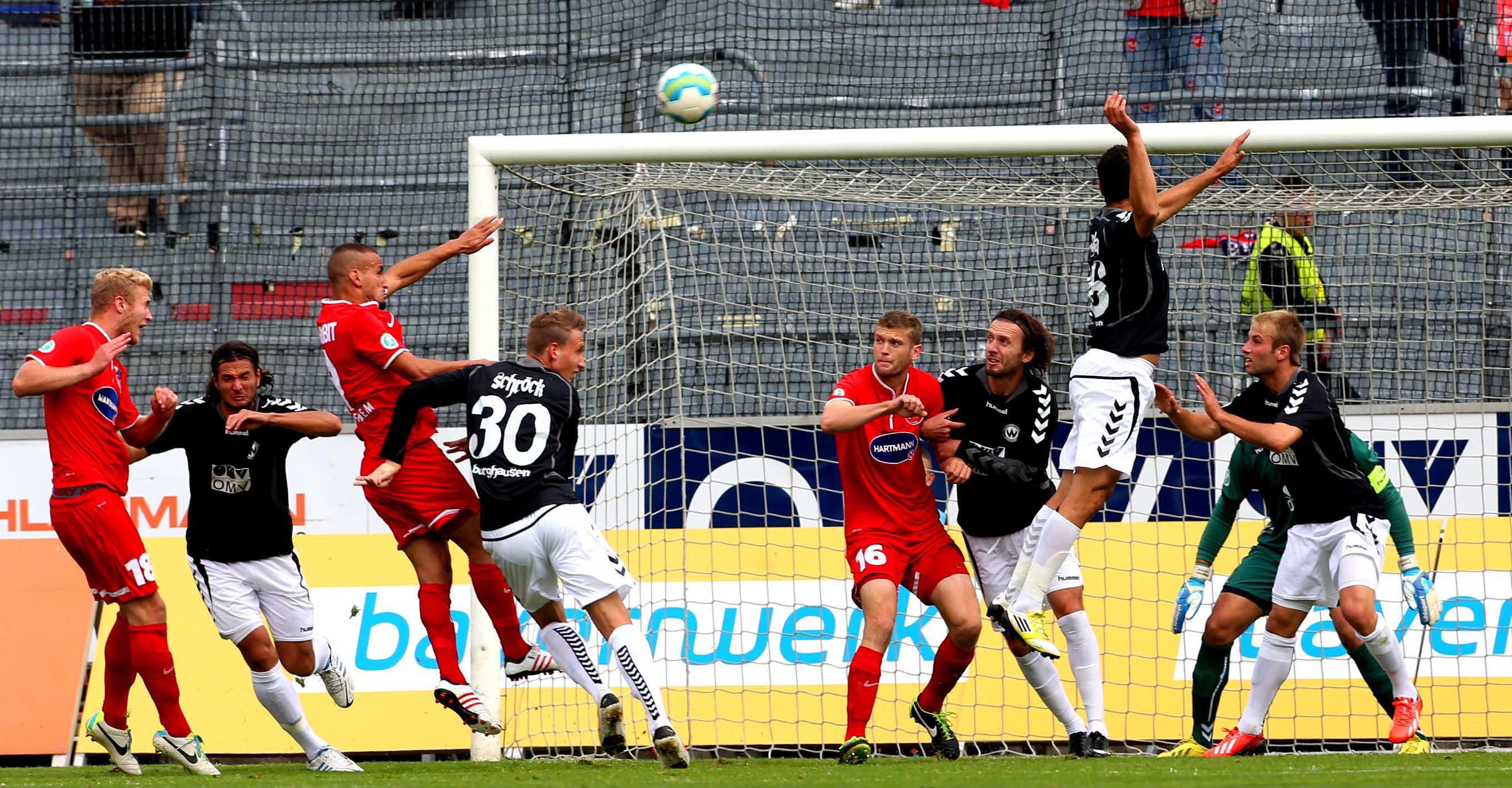 Heidenheim: Erol Sabanovs Serie hält