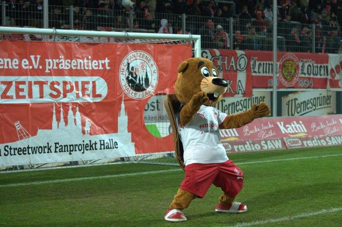 Hallescher FC muss im Pokal auswärts ran