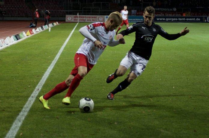 34. Spieltag; FSV Zwickau – Fortuna Köln