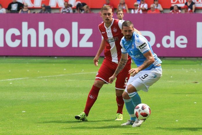 1. Spieltag 18/19: 1. FC Kaiserslautern - TSV 1860 München - Bild