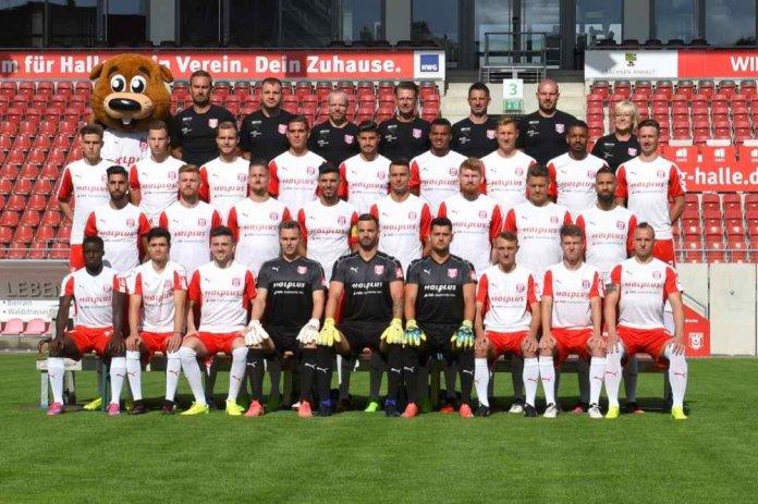 Hallescher FC bedankt sich mit Testspiel