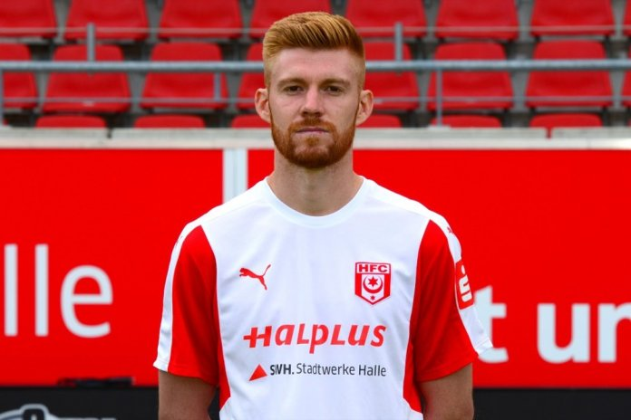 Mannschaft Hallescher FC 2017/18