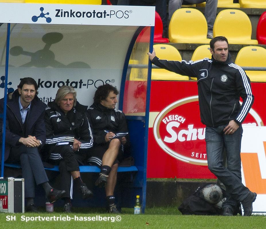 Stimmen zum Spiel: FC Hansa Rostock - SV 07 Elversberg