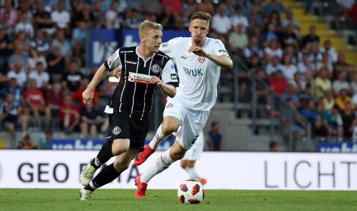 3. Spieltag 18/19: VfR Aalen - Würzburger Kickers