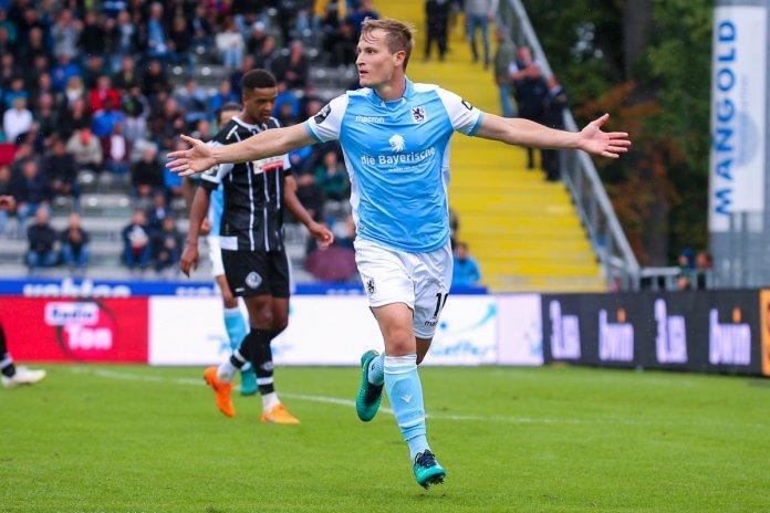5. Spieltag 18/19: VfR Aalen - TSV 1860 München