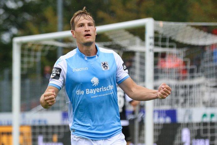 5. Spieltag 18/19: VfR Aalen - TSV 1860 München - Bild
