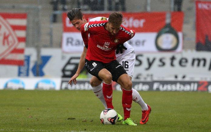 18. Spieltag 17/18: Sonnenhof Großaspach - Würzburger Kickers