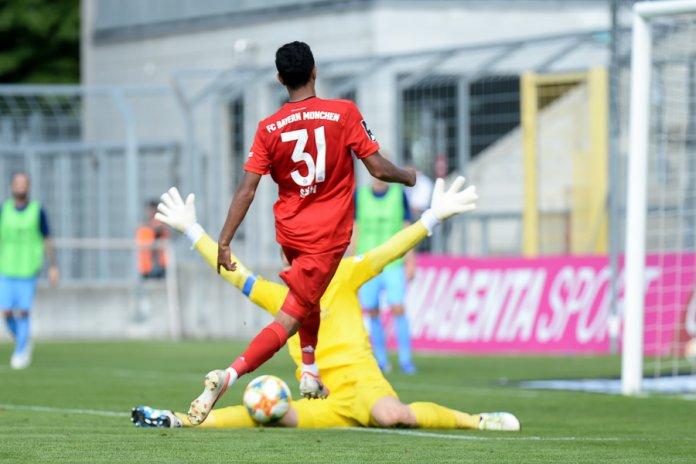 6. Spieltag 19/20: FC Bayern München II - Chemnitzer FC