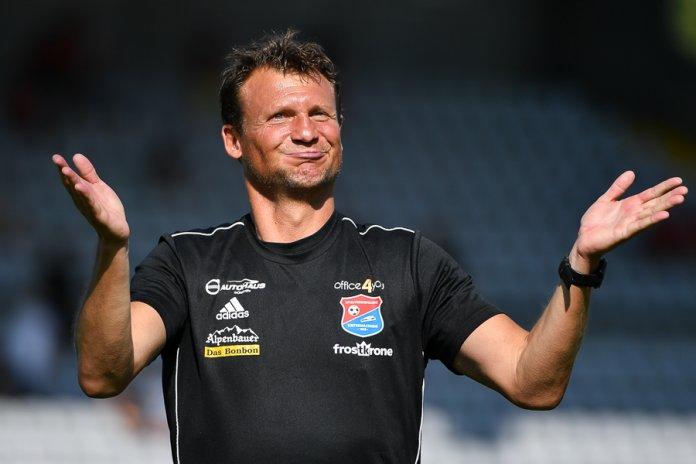 7. Spieltag 19/20: FC Bayern München II - SpVgg Unterhaching - Bild