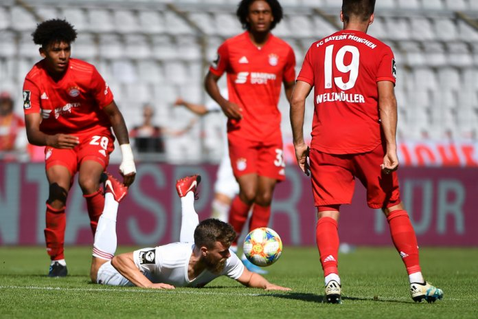 7. Spieltag 19/20: FC Bayern München II - SpVgg Unterhaching