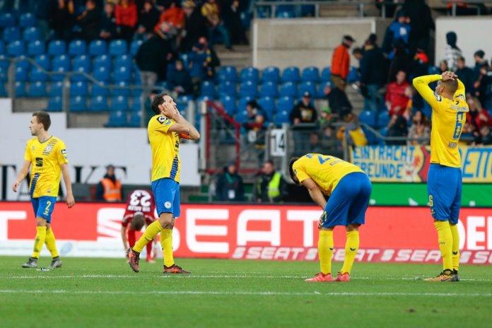 Rückschlag für Braunschweig im Abstiegskampf