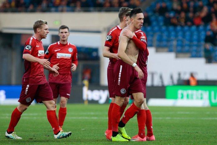 17. Spieltag 18/19: Eintracht Braunschweig - VfR Aalen