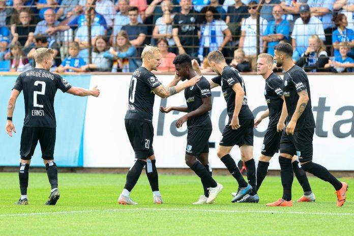 4. Spieltag 19/20: Eintracht Braunschweig - MSV Duisburg - Bild
