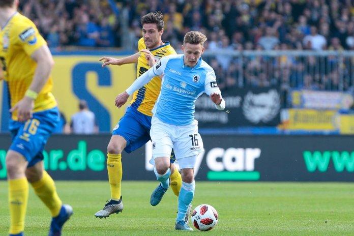 31. Spieltag 18/19: Eintracht Braunschweig - TSV 1860 München