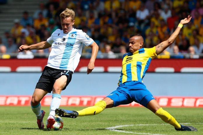 2. Spieltag 2019/20: Eintracht Braunschweig - TSV 1860 München