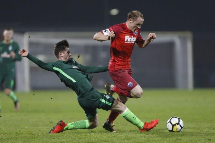 31. Spieltag 17/18: SV Werder Bremen II - SC Paderborn 07
