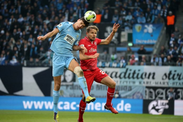 35. Spieltag; Würzburger Kickers – Chemnitzer FC