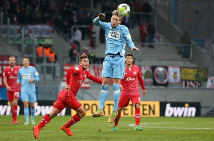 16. Spieltag 17/18: Chemnitzer FC - Würzburger Kickers