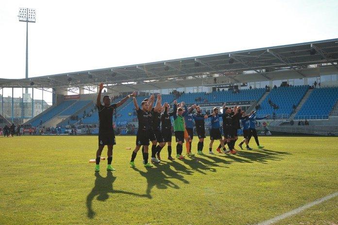 3. Spieltag; Chemnitzer FC – VfR Aalen