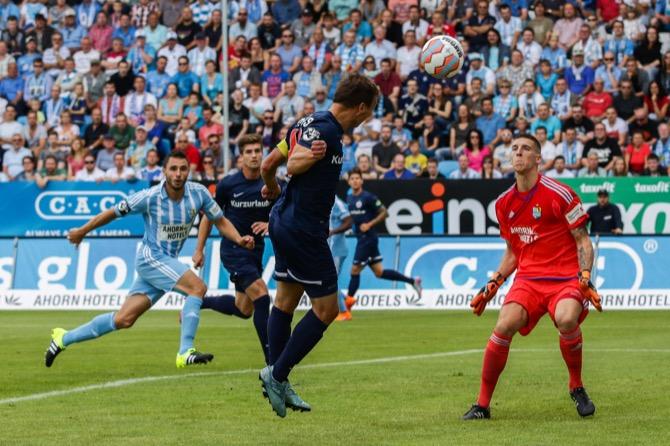 Rostock am letzten Spieltag (FOTOSTAND)
