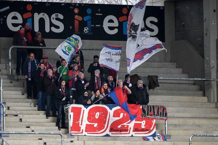 25. Spieltag 17/18: Chemnitzer FC - SpVgg Unterhaching