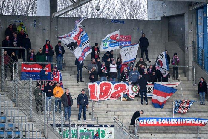 27. Spieltag 19/20: Chemnitzer FC - SpVgg Unterhaching - Bild