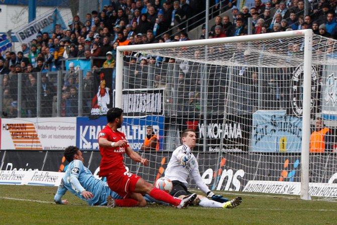 30. Spieltag 15/16: Chemnitzer FC - Würzburger Kickers