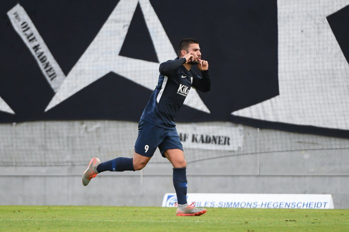 3. Spieltag 19/20: Chemnitzer FC - SV Meppen