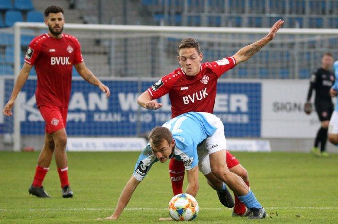 15. Spieltag 19/20: Chemnitzer FC - Würzburger Kickers