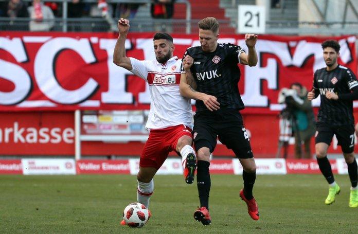 23. Spieltag 18/19:Energie Cottbus - Würzburger Kickers