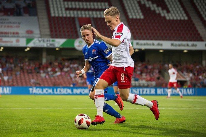 3. Spieltag 18/19: Energie Cottbus - SpVgg Unterhaching - Bild