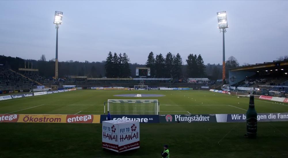 Stadion am Böllenfalltor (FU-Sportfotografie)