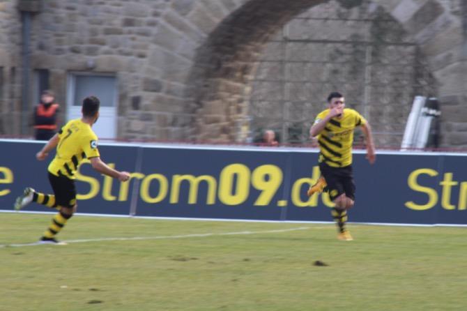 30. Spieltag; Borussia Dortmund II - MSV Duisburg