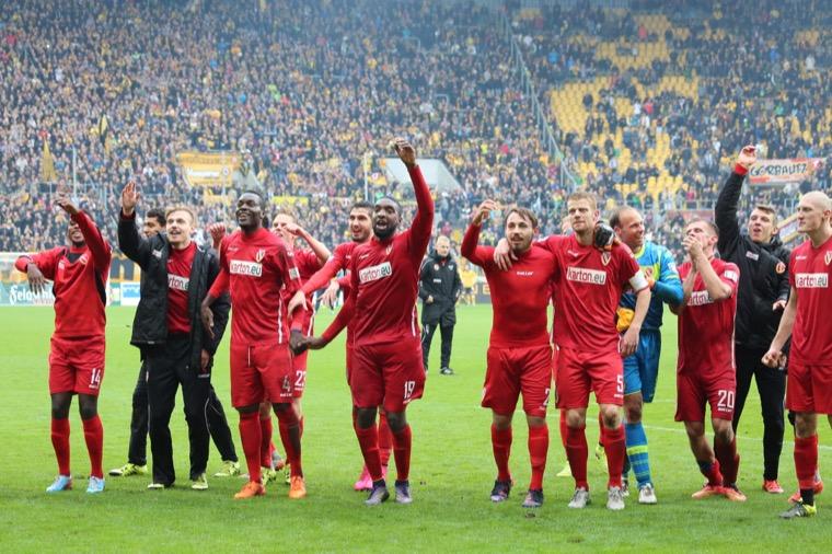 14. Spieltag; Stuttgarter Kickers - Würzburger Kickers