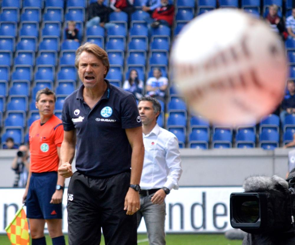 Trainer Steffen (Huebner/Lemke)