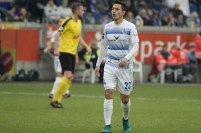 18. Spieltag 16/17: MSV Duisburg - Fortuna Köln