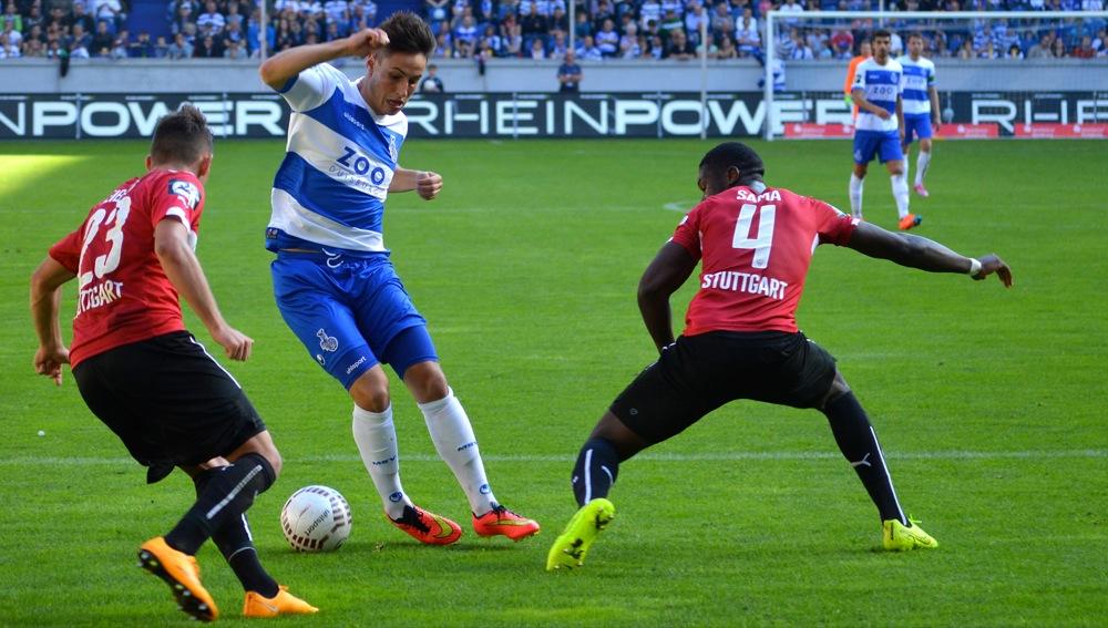 Fabian Schnellhardt verlässt MSV Duisburg