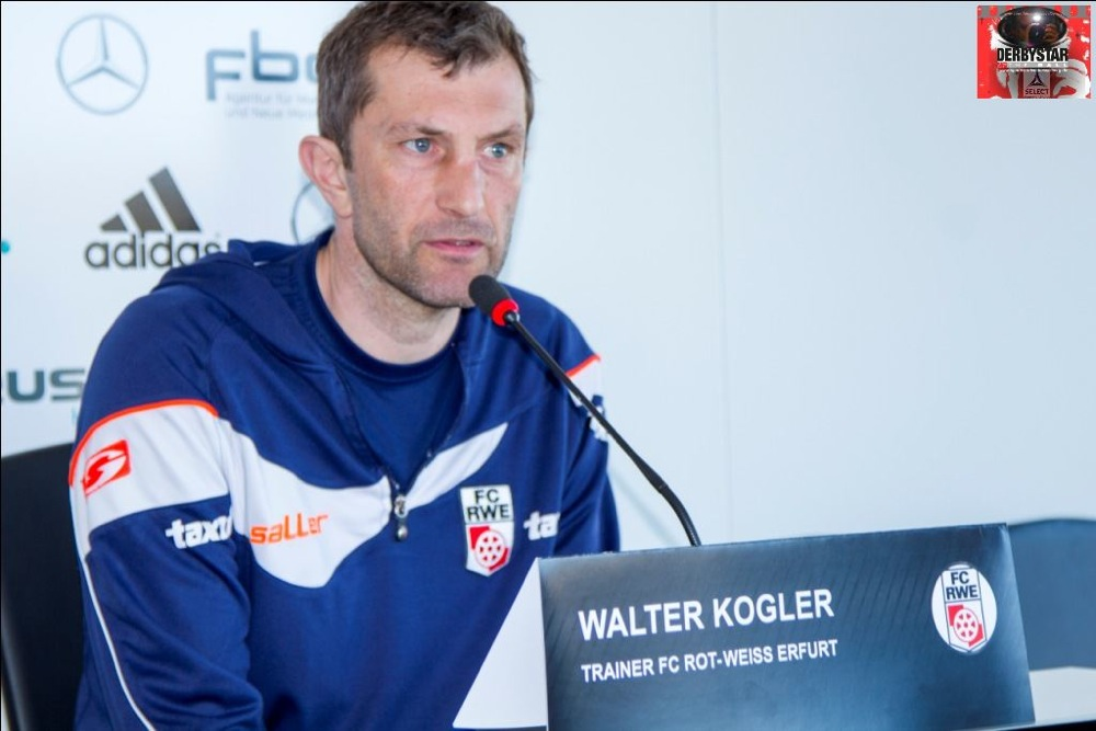 14. Spieltag; FC Rot-Weiß Erfurt - Chemnitzer FC (Stimmen zum Spiel)