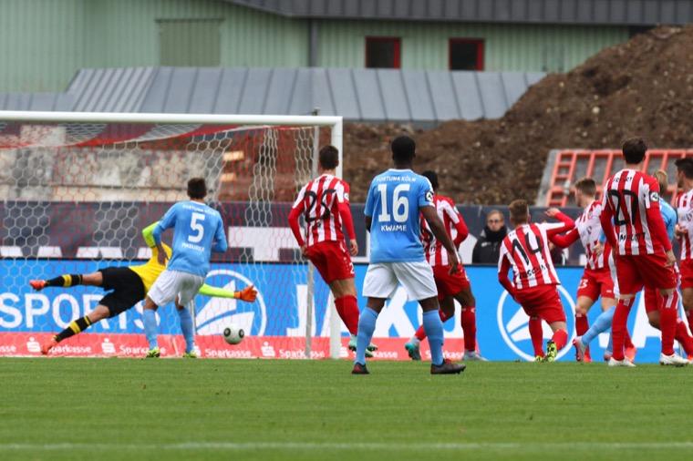 Köln gelingt der Befreiungsschlag in Erfurt - Spielbericht + Bilder