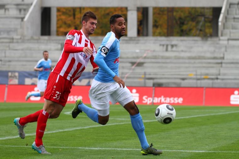 Fortuna Köln dreimal ohne Boné Uaferro